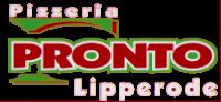 Pizzeria Pronto Lippstadt-Lipperode - Logo