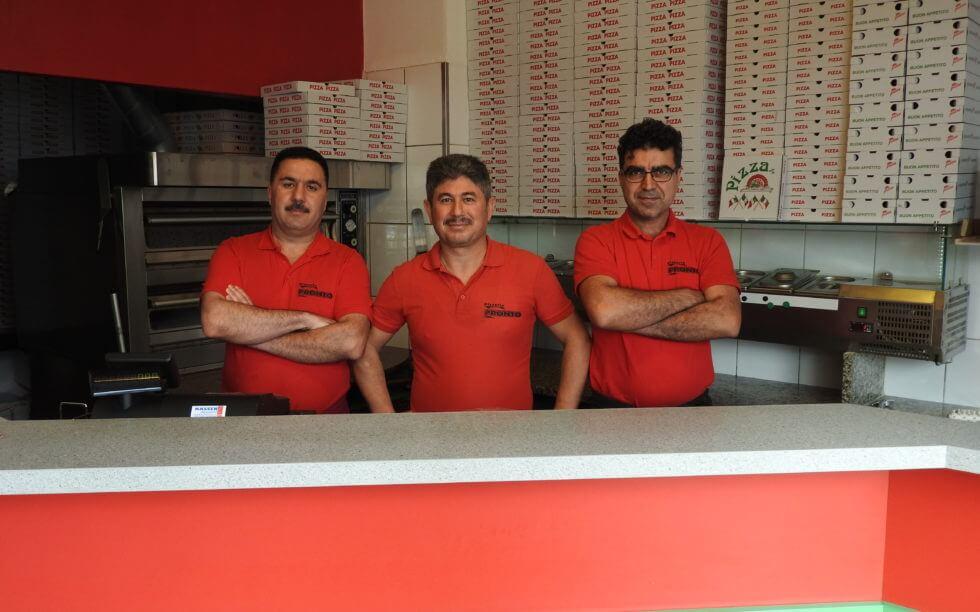 Willkommen bei Pizzeria Pronto in Lippstadt-Lipperode!